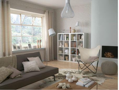 Un intérieur aux nuances neutres pour votre nouvelle maison