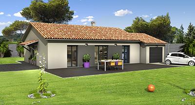 maison plain-pied sésame - Villas Club