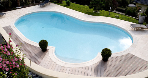 Envie d 39 une piscine villas club rouen for Piscine haricot