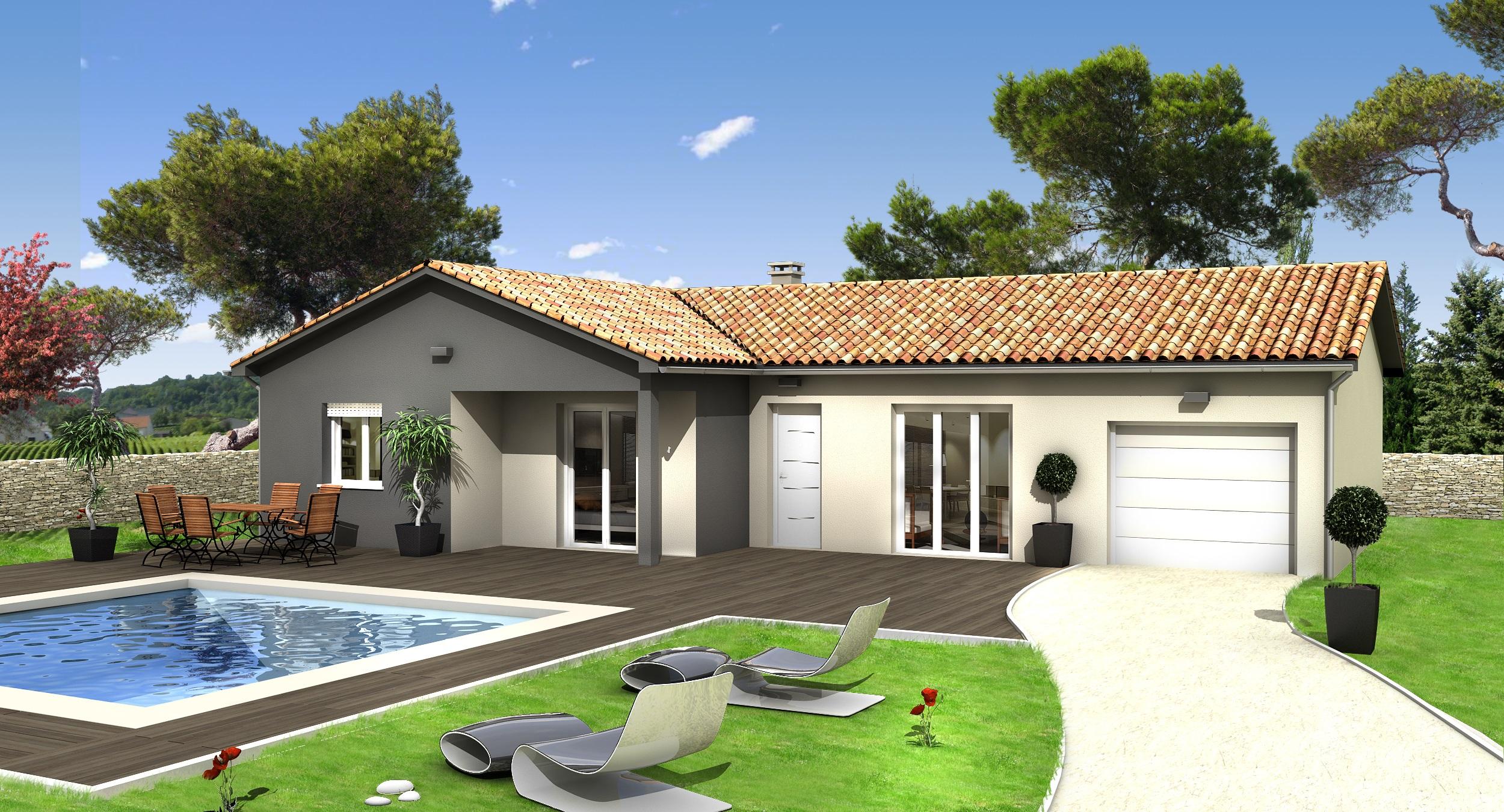Annonce vente maison issoire 63500 100 m 205 800 for Vente maison issoire