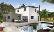 modele de maison contemporaine kiwai bd
