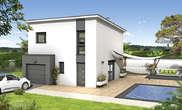 modele de maison contemporaine pepino bd