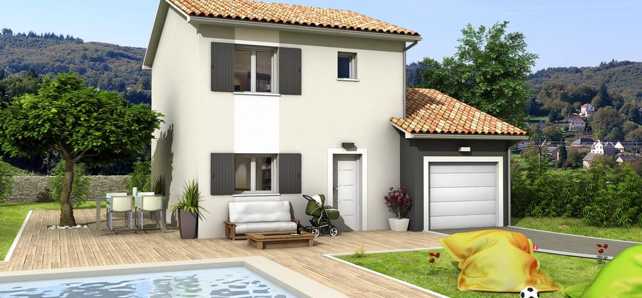 Villas club constructeur maison individuelle neuve for Constructeur maison bourgogne