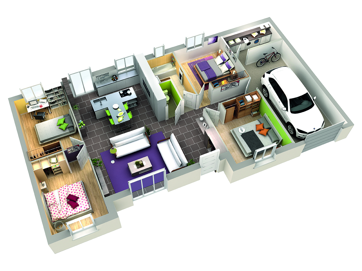 modele de maison acerola 1