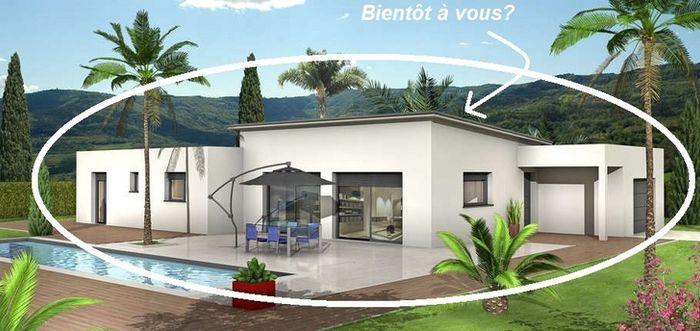 constructeur maison contemporaine villas club toulouse sud. Black Bedroom Furniture Sets. Home Design Ideas