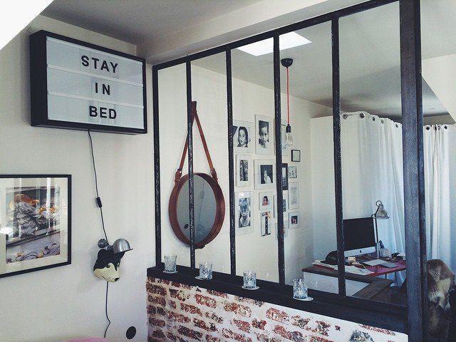 Une verrière pour un style industriel dans votre nouvelle maison Villas Club