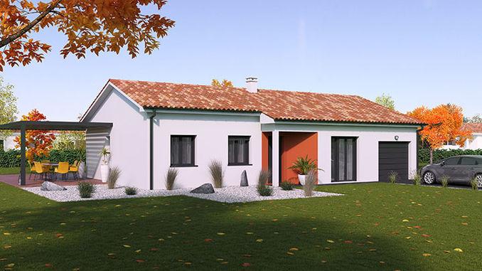 Modele maison Reglisse