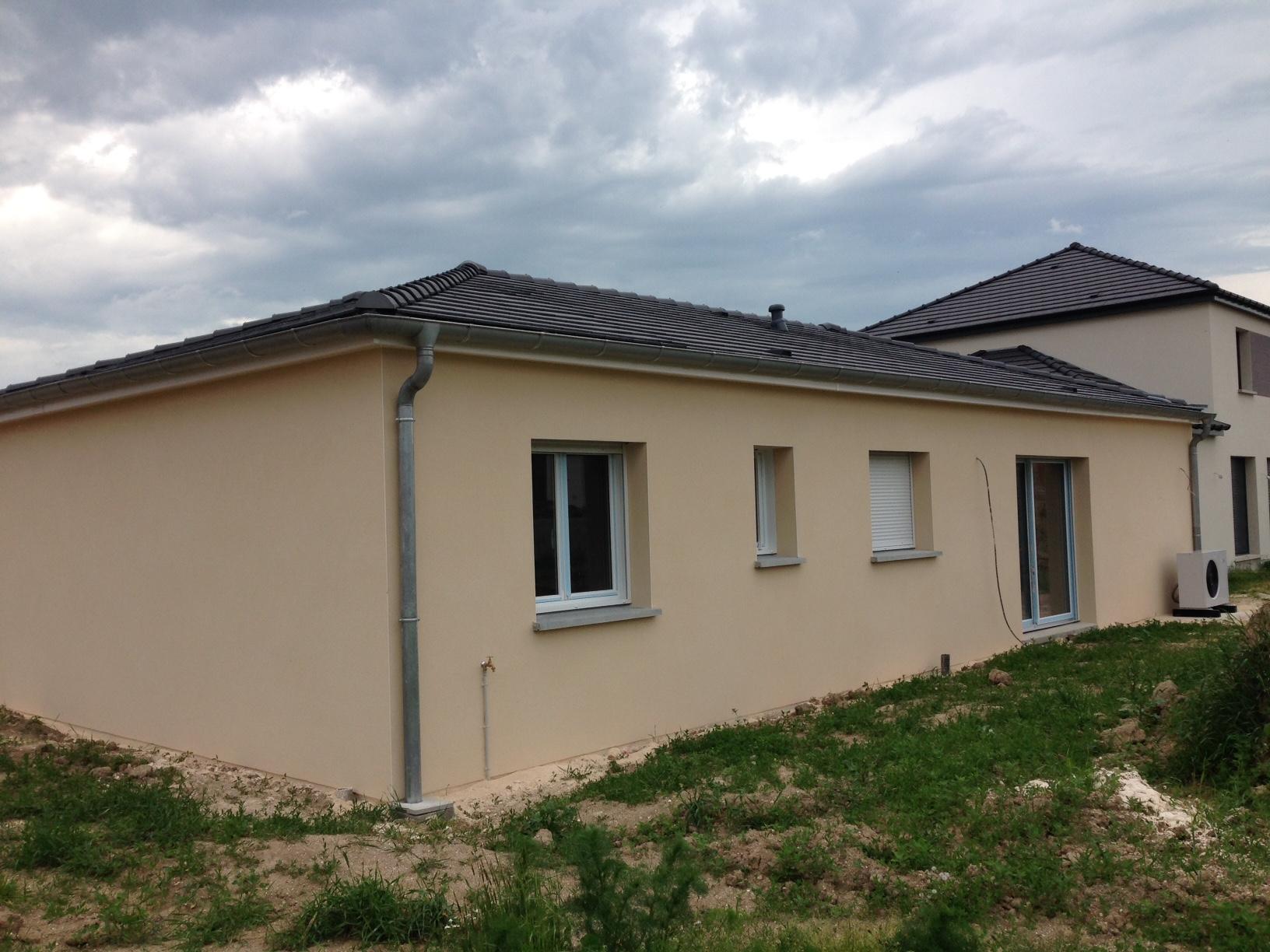 maison chantier Villas Club Reims