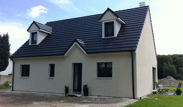 Maison moderne combles aménagés Ile-de-France