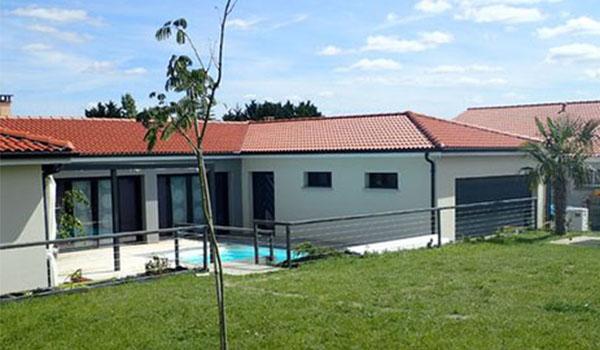 Maison moderne Riom