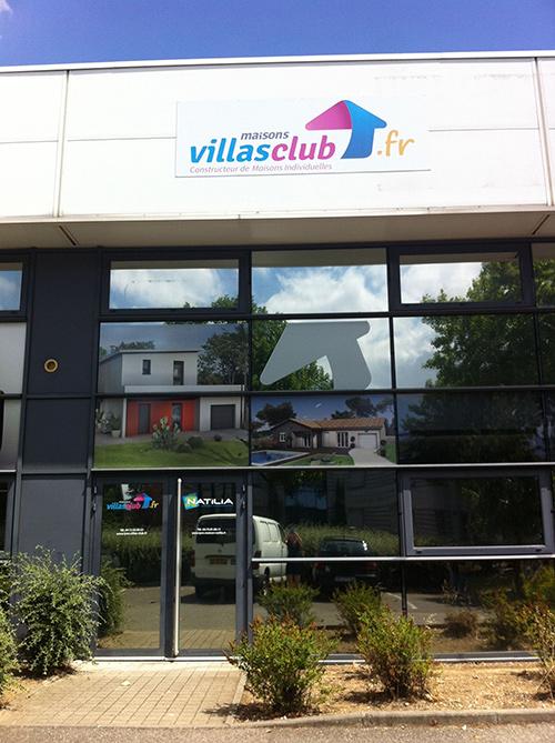Nouvelle agence Villas Club à Lyon -Décines