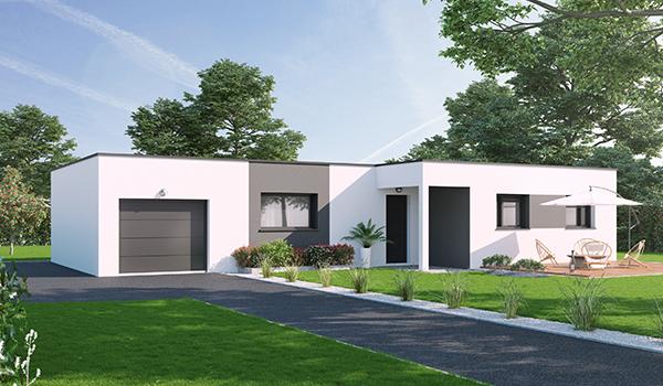 Modèle maison - Anis