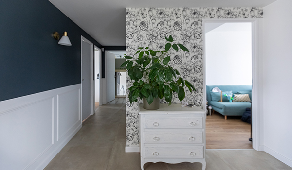 Intérieur maison - Couloir
