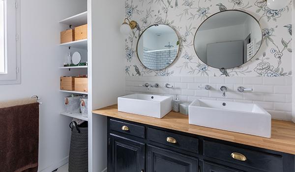 Intérieur maison - Salle de bain