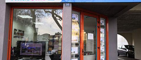 vitrine villas club cholet