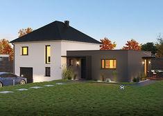 maison contemporaine carambole tp70 villas club rvb