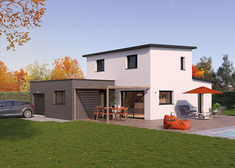 maison contemporaine kiwai 4 ba villas club rvb