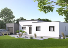 maison contemporaine kiwano tp villas club rvb