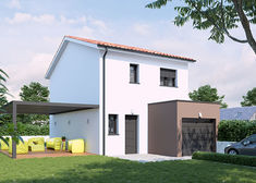 maison contemporaine quenette tp36 villas club rvb
