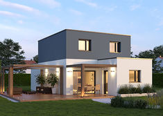 maison contemporaine yuzu tt villas club rvb