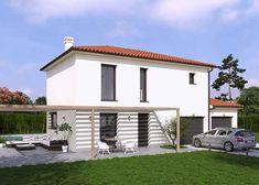 modele maison paprika 3 36 bd villas club