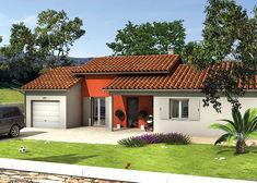 modele de maison carvi tuile rouge bd