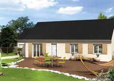 modele de maison mirabelle 70 bd