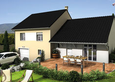modele de maison nefle 70 bd
