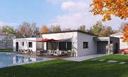 maison contemporaine tamarillo villas club rvb