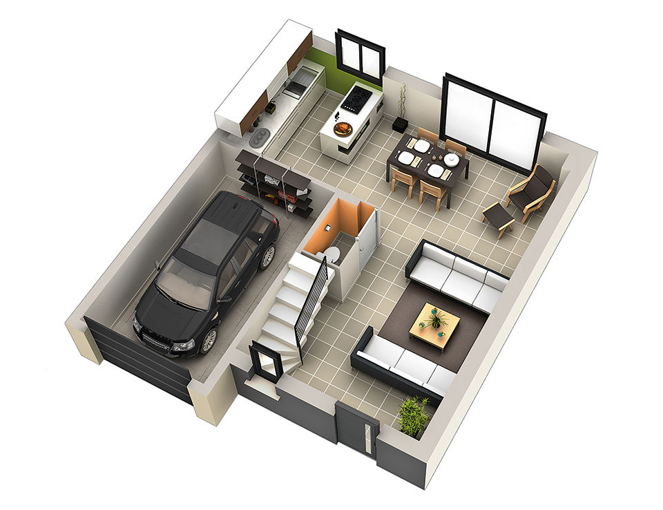 modele de maison pepino rdc
