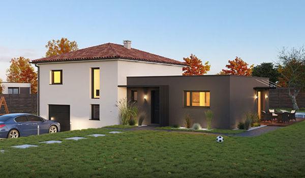 Maison Contemporaine Carambole Tp36 Villas Club Rvb