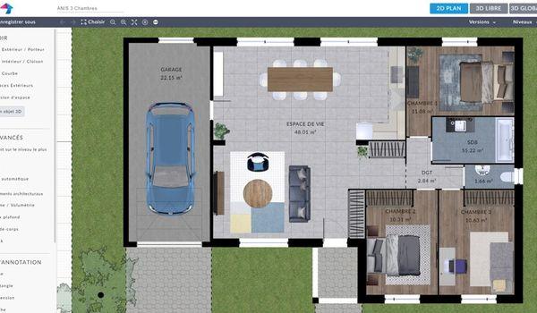 contemporaine ou traditionnelle quel style de maison. Black Bedroom Furniture Sets. Home Design Ideas