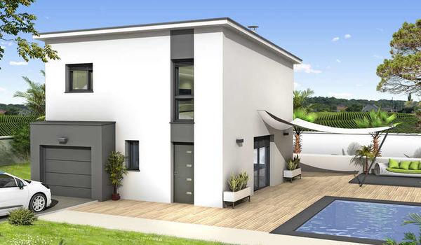 contemporaine ou traditionnelle quel style de maison adopter villas club. Black Bedroom Furniture Sets. Home Design Ideas