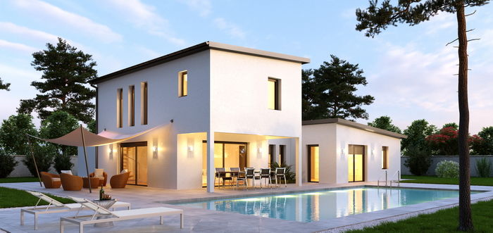 Constructeur Maison Contemporaine |Villas Club Bordeaux-ouest